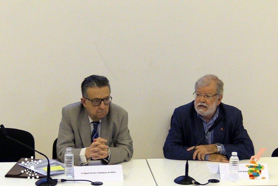 Sexta ponencia - D. Miguel Herrero y Rodríguez de Miñón