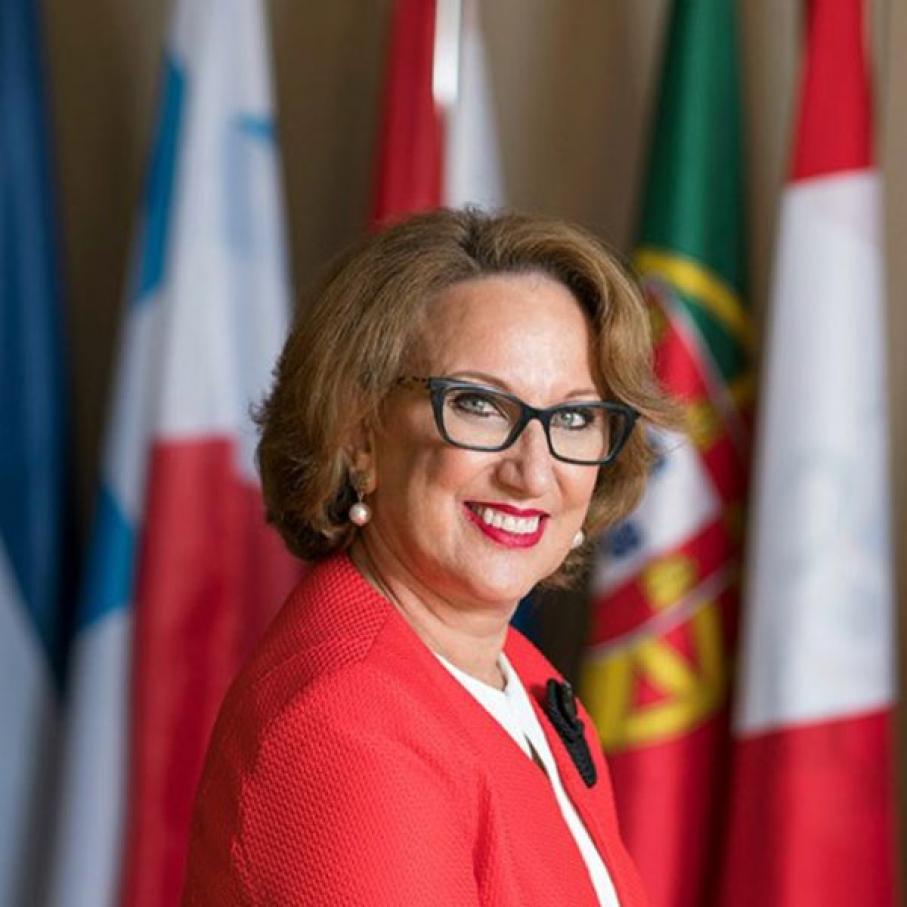 Rebeca Grynspan Mayufis