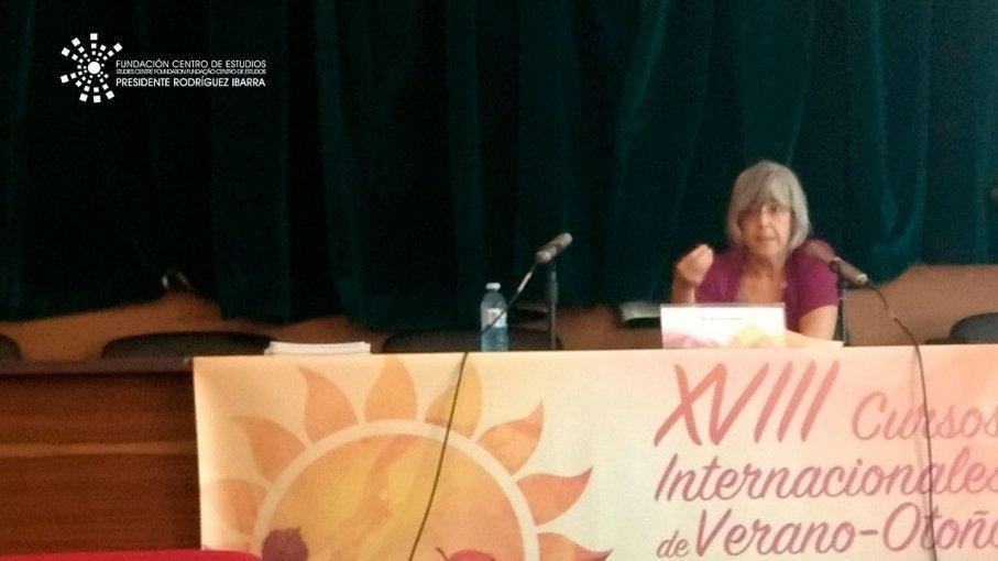 Conferencia Marisa Soleto